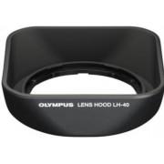 Cap Lentila Olympus LH-40 (Negru) 14-42mm
