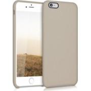 Husa iPhone 6 Plus / 6S Plus Silicon Crem 40841.43