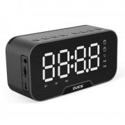 quick-media Quick Media Rádio FM/AM-Relógio-Despertador Coluna Bluetooth
