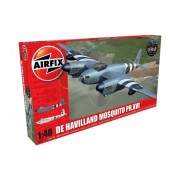KIT CONSTRUCTIE AIRFIX AVION DE HAVILLAND MOSQUITO PRXVI (7112)