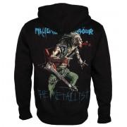 sweat-shirt avec capuche pour hommes Malignant Tumour - THE METALLIST - NNM - R-266M-0 black