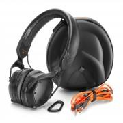V-Moda XS black metal Auriculares On-Ear