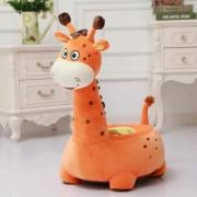 Fotoliu plus Girafa portocalie