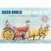 Boer Boris: Boer Boris gaat naar zee vertelplaten - Ted van Lieshout