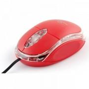 Mouse Esperanza TITANUM Optical RAPTOR TM102R Red