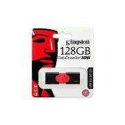 Pendrive, 128GB, USB 3.0, KINGSTON DT106 (UK128GDT106)