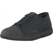 Tretorn Racket Wp Black/artic Green, Skor, Sneakers och Träningsskor, Låga sneakers, Svart, Unisex, 38