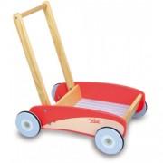 Vilac Red Push Pull Trolley