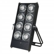 Showtec Stage Blinder 8 DMX Black