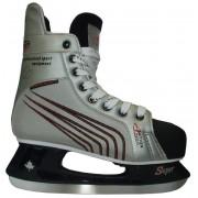 Hokejové korčule - rekreačný kategórie, veľ. 38