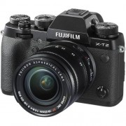 Fujifilm X-T2 + 18-55mm F/2.8-4 XF R LM - MAN. ITA - 2 Anni Di Garanzia In Italia