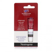 Neutrogena Intense Repair Lip Balm 15Ml For Lip Regeneration Per Donna (Cosmetic)