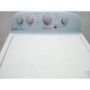 Lavadora 17 kg marca Whirlpool modelo 8MWTW1711EQ color blanco