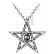 colier ALCHEMY GOTHIC - Crystalwitch - P679