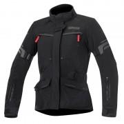 alpinestars Motorradjacke, Motorradschutzjacke Alpinestars Valparaiso 2 Drystar Stella Damen Textiljacke sc schwarz