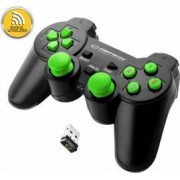 Gamepad Wireless Esperanza EGG108G Gladiator PC-PS3 Verde