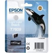 Tinteiro EPSON Cizento Claro SC-P600-C13T76094010