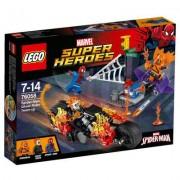 Lego Marvel Super Heroes(TM) - Spider-Man - Ghost Riders Verbündete