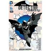 DC comics Comic book Batman detective n° 27 edition spéciale comics batman