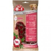 8in1 przysmak minis and cranberry 100 g Dostawa GRATIS od 99 zł + super okazje