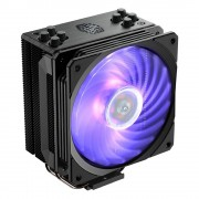 Cooler, Coolermaster Hyper 212 RGB Black Edition, AMD/INTEL (RR-212S-20PC-R1)