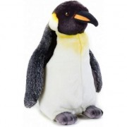Jucarie de plus Venturelli National Geographic Pinguin regal 28 cm