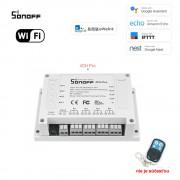 Sonoff 4CH Pro - 4 Kanálový WiFI Spínač
