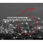 Pachet anual de comunicații NB-IoT pentru un senzor