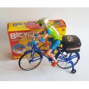 Детска играчка Велосипед с батерии + музика и светлина