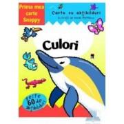 Prima mea carte Snappy - Culori