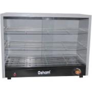 OSHAM Large Electric Hot-Case / Food Warmer / Hot Food Cabinet Hot Dog Machine(35)