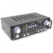 Skytronic AV-100 2.0 Nero amplificatore audio