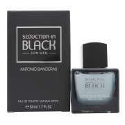Antonio banderas seduction in black eau de toilette 50 ml spray