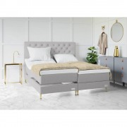 InBed Sweden Kontinentalsäng Model No.8 180x200