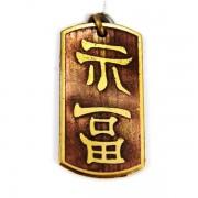 36; A boldogság ősi, kínai szimbóluma (FU)