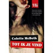 Tot ik je vind - Colette McBeth