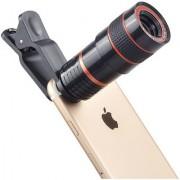 8x Zoom Telephoto Telescopic Lens for Phone + Mini Tripod + Phone Holder