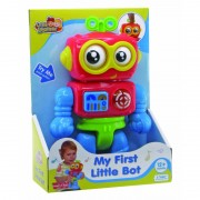 Jucarie interactiva Primul meu robotel Little Learner