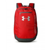 UNDER ARMOUR Hustle Backpack Red