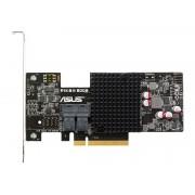 ASUS PIKE II 3008-8i - Speichercontroller (RAID) - 8 Sender/Kanal - SAS 12Gb/s Low Profile - 1.2 GBps - RAID 0, 1, 10, 1E
