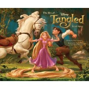 The Art of Tangled, Hardcover