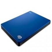 "External HDD 2TB 2.5"" Backup Plus Slim Blue + калъф STDR400"