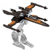 Mini Vaisseau Star Wars Hot Wheels : X-Wing De Poe Dameron