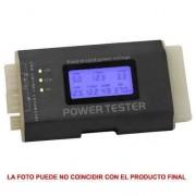 Tester para Fuentes con display