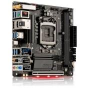 Placa de baza ASRock Fatal1ty Z370 Gaming-ITX/AC, Intel Z370, LGA 1151