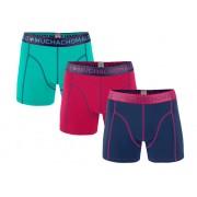 Muchachomalo 3-Pack Men Shorts Solide