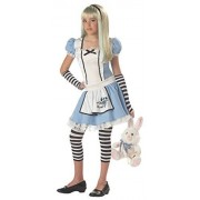 California Costumes Disfraz de Alicia para niñas, como se Muestra, X-Large