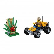 Lego city jungle explorers buggy della giungla 60156