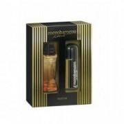 Rocco Barocco Cofanetto Uno Donna - Eau de Parfum 100 ml + Deodorante Vapo 150 ml
