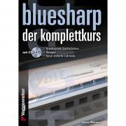 Voggenreiter Bluesharp - Der Komplettkurs Lehrbuch
